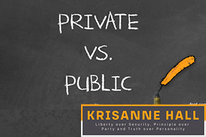 Clearing The Confusion Between Private and Public