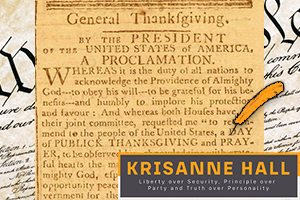Thanksgiving Proclamation of 1798