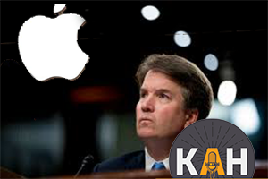 05/04 The Kavanaugh Impact On Apple