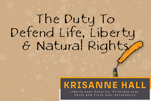 Defending Life, Liberty & Natural Rights